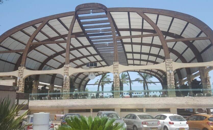 מזנון ברכה טכניון חיפה (1)