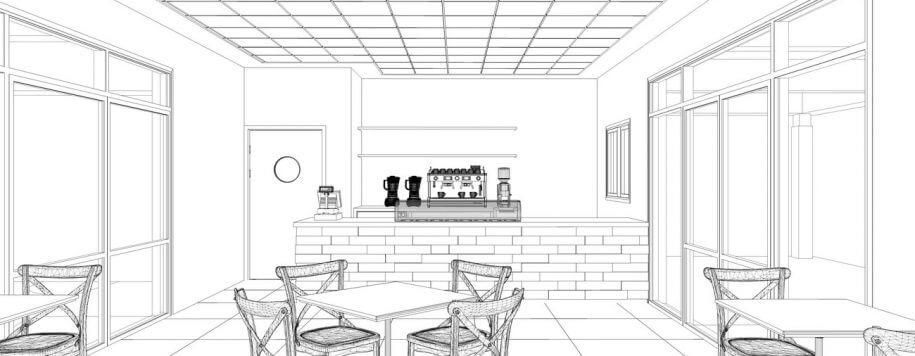 מקום יפה לקפה – מושב כחל