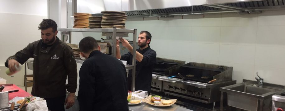 Habokrim Restaurant – Marom Golan