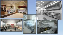 Irit: New Kitchens at Various Projects – Food Plus Magazine – October 2013