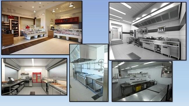 עירית מטבחים חדשים במגוון פרויקטים