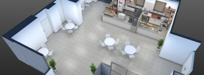תכנון והקמה של מפעלי מזון