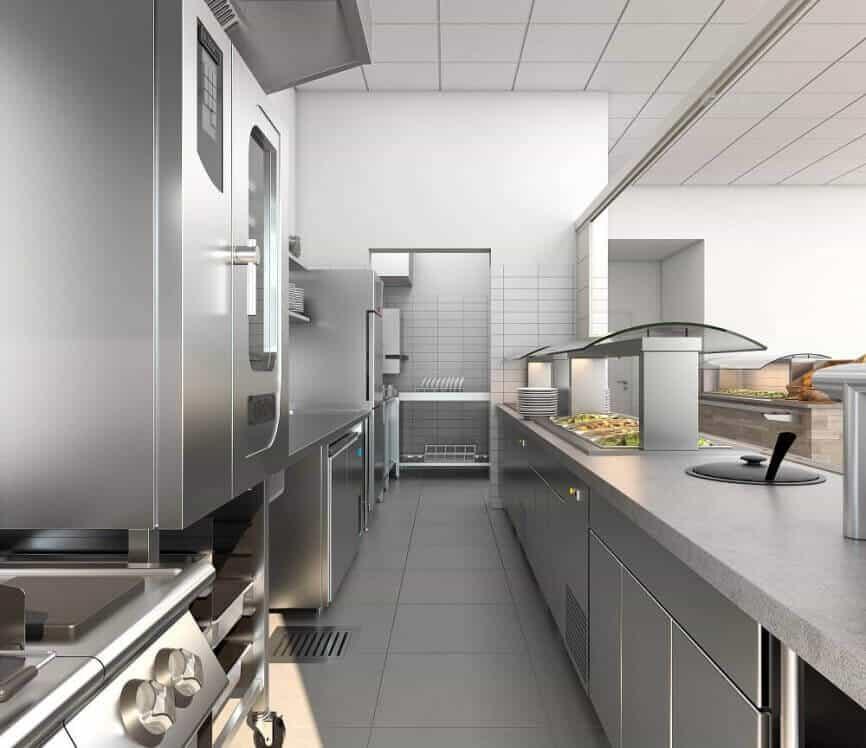 תכנון מטבחים לאצטדיונים