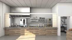 תכנון מטבחים לבתי מלון