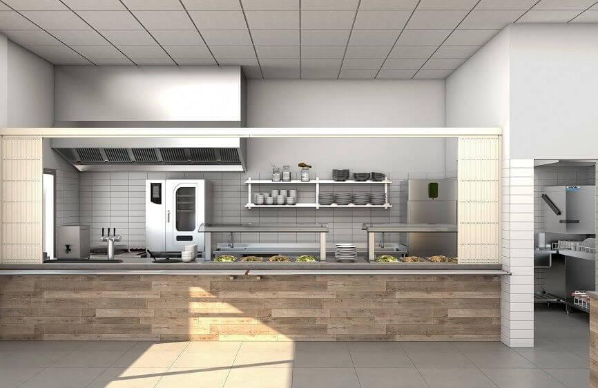 איך לתכנן נכון מטבח תעשייתי?