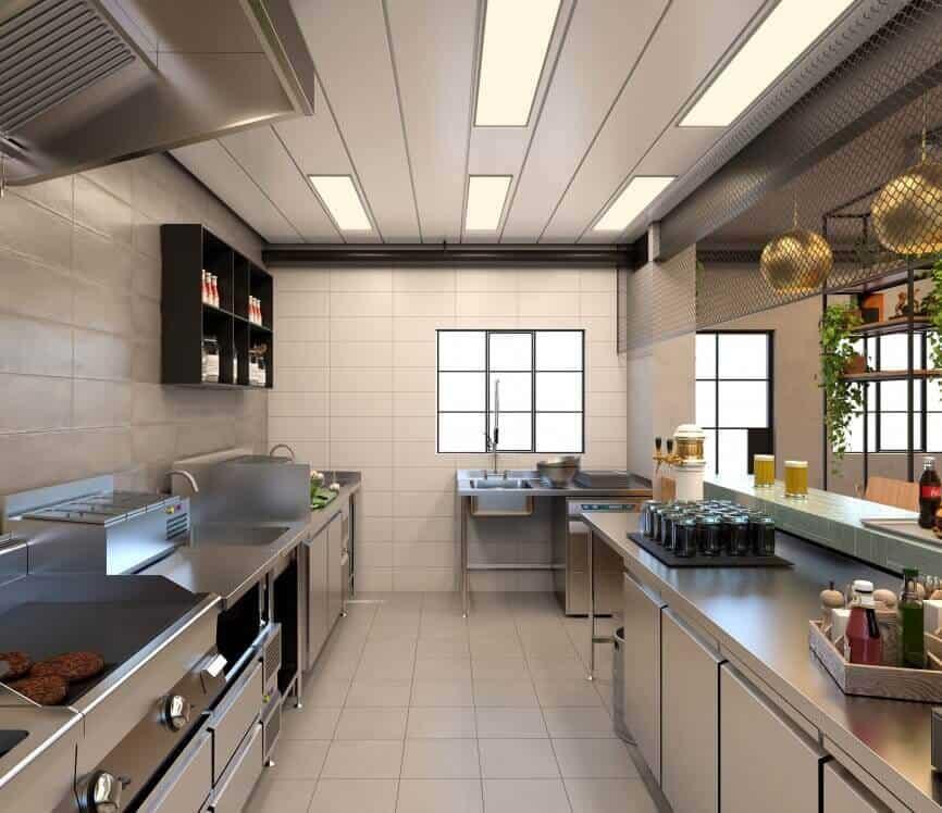 תכנון מטבחים לדיור מוגן ובתי אבות