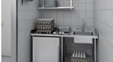 מסעדת אמא קרית ענבים הדמיה ביצים